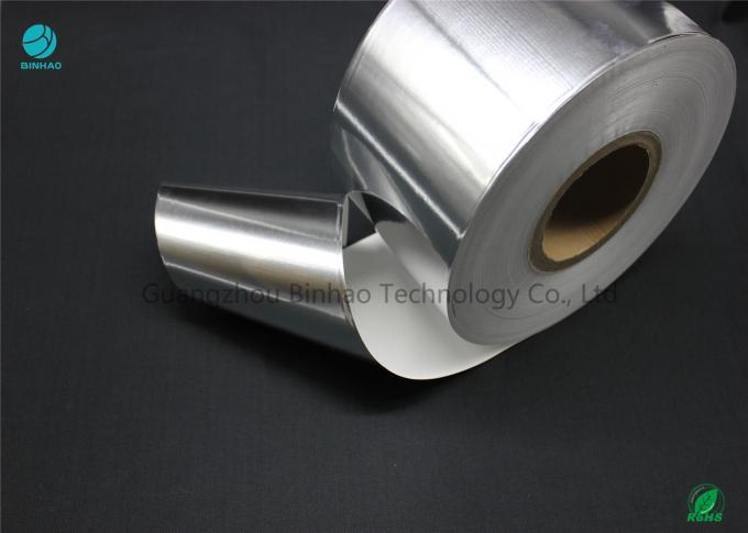 Soft And Bright Aluminum Foil Paper Roll For Cigarette Inner Packaging