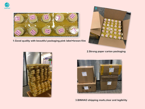 Good news——More beautiful and safe packaging