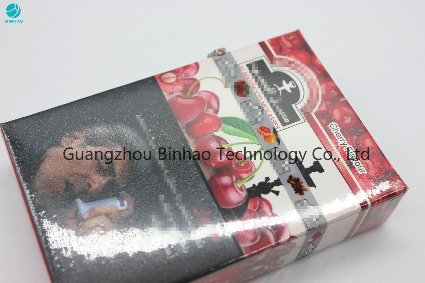 Art Paper Custom Cigarette Case / Cardboard Cigarette Box In Recyclability