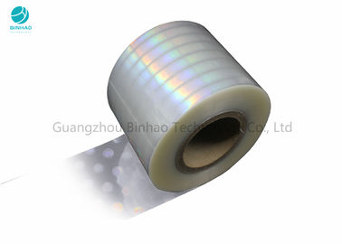 High Stiffness Low Static BOPP Lamination Film / Polypropylene Film Rolls