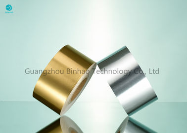 Soft Temper Aluminium Foil Paper Tobacco Foil Roll 76mm Core Diameter