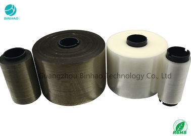 China Stable Adhering Capacity Tear Strip Tape Recyclable Without Any Residue 5000m Length factory