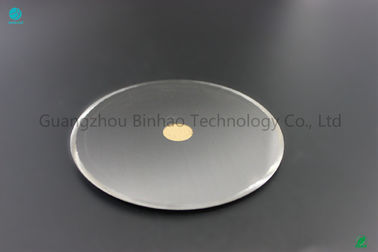Circular Blade MK8 Cigarette Machine Spare Parts Outer Diameter 100mm For Filter Rod Cutting