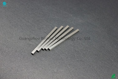 Alloy Square Blade Long Knife Cigarette Machine Wearing Spare Parts 0.2 * 60 * 140mm