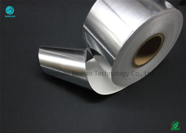 6.5 Micron Foil With Shiny Gold / Silver Printing Aluminium Foil Paper In 55gsm Normal Size