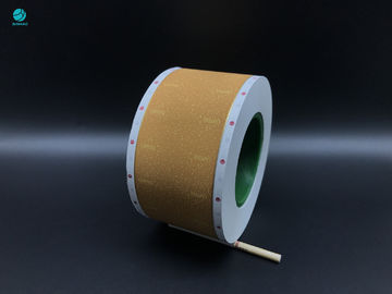 Shiny Coating Cigarette Tipping Paper Add Sweeteners And Many Flavorings For Filter Rod Packaging