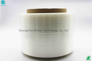 China Permanent Self - Sticky Tear Strip Tape Large Size For Cigarette High Speed Machine factory