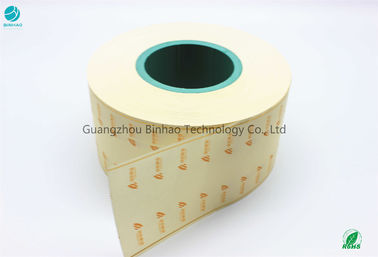 China King Size Type Cigarette Paper Filter Expansion Rate Soaked 3.5±0.5 Tipping Paper factory