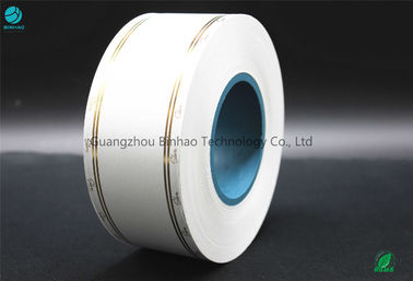 China Golden Shining Cigarette Tipping Paper Packing Filter Twining Hot -  Stamping factory