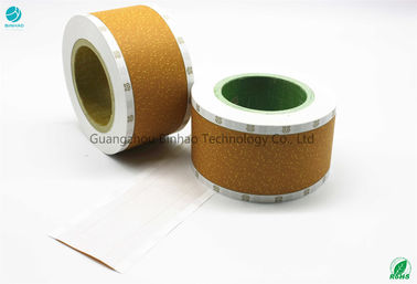 China Cigarette Tipping Paper Filter Perforation Process 34 Grammage Cork Filter Paper factory