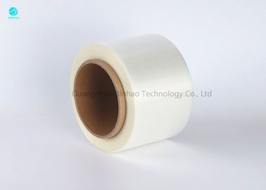 China Colorful Jumbo Roll Easy Open Tear Strip Tape For Tobacco High Speed Packing Machine In 152mm Core factory